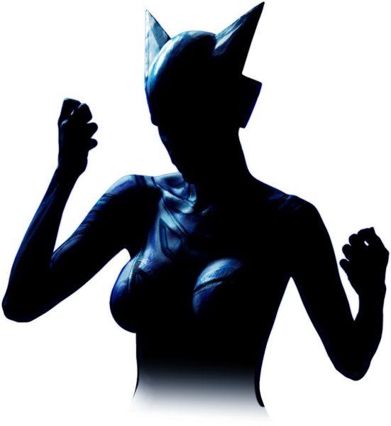 Sapphire Lady