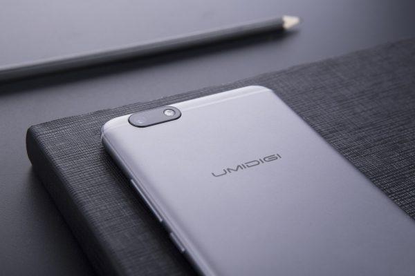 UMIDIGI C Note Design