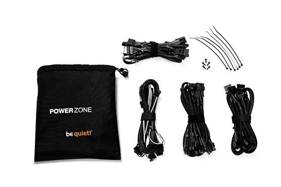 be quiet! Power Zone Set