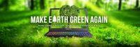 Gigabyte Notebook Green