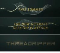 AMD Threadripper Announcement