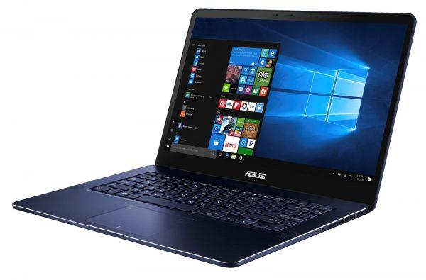 ASUS ZenBook Pro offen