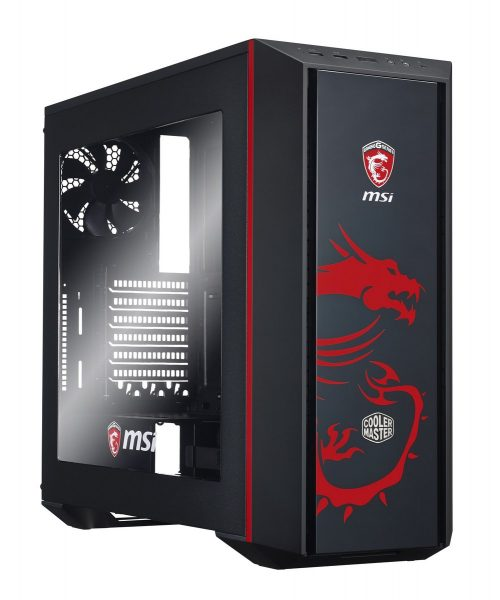 Cooler Master MasterBox 5 MSI-Edition