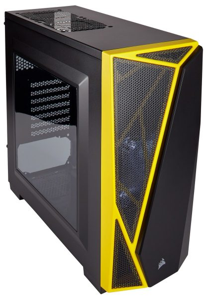Corsair Carbide Series SPEC-04 Top Schwarzgelb
