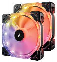 Corsair HD140 RGB beleuchtet