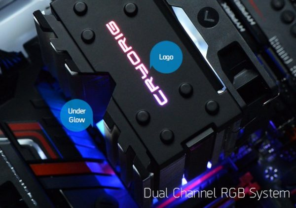 Cryorig H7 Quad Lumi Dual Channel RGB