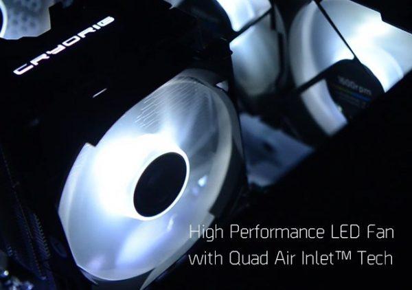 Cryorig H7 Quad Lumi RGB Intro