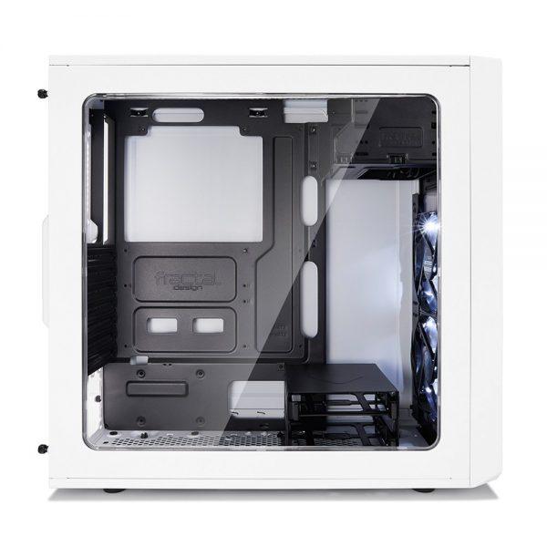 Fractal Design Focus G Fenster weiß