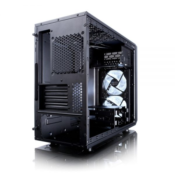 Fractal Design Focus G Mini links offen
