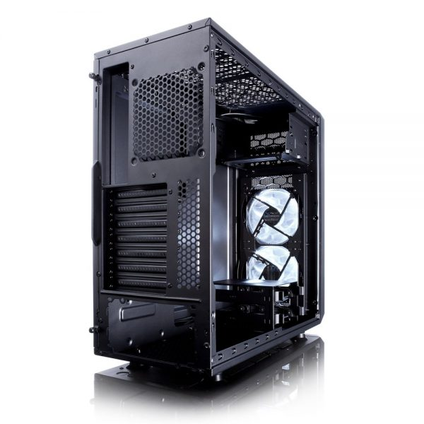 Fractal Design Focus G hinten links