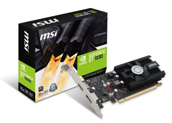 MSI GT 1030 2G LP OC