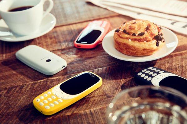 Nokia 3310 Cafe alle