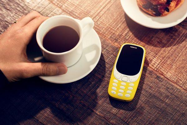 Nokia 3310 Cafe gelb