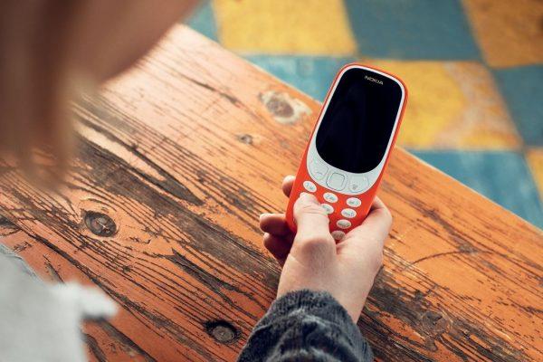 Nokia 3310 Cafe rot
