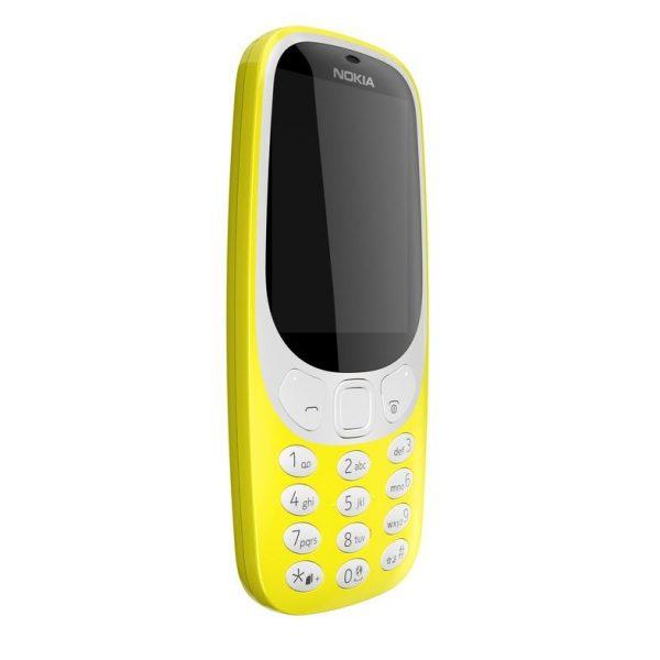 Nokia 3310 Gelb Seite