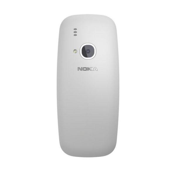 Nokia 3310 Grau Hinten