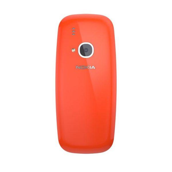 Nokia 3310 Rot Hinten
