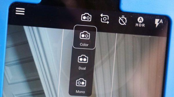 Nokia 9 Kamera App