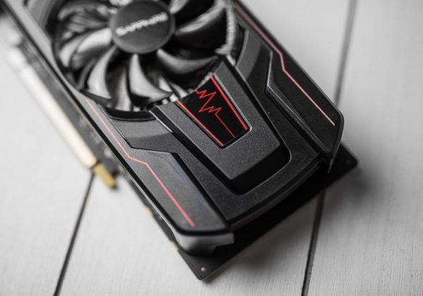 SAPPHIRE PULSE Radeon RX 560 Logo