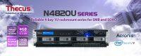 Thecus N4820U Intro