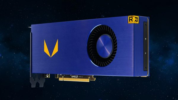 AMD Radeon Vega Frontier Edition front