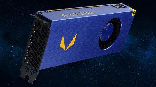 AMD Radeon Vega Frontier Edition ports