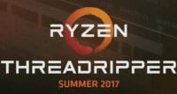 AMD Ryzen Threadripper Summer 2017