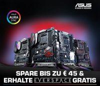 ASUS Aktion Sparen und Everspace