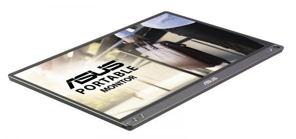 ASUS ZenScreen MB16AC Display flach