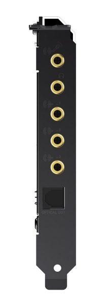 Creative Sound BlasterX AE-5 Anschlüsse