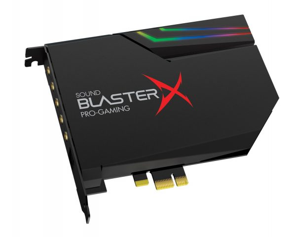Creative Sound BlasterX AE-5 Black