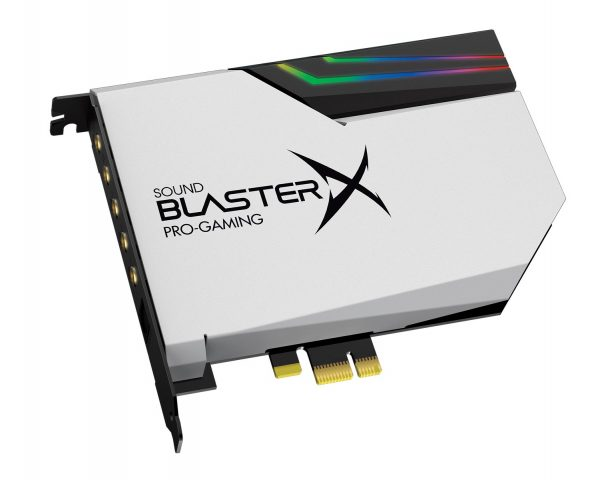 Creative Sound BlasterX AE-5 White