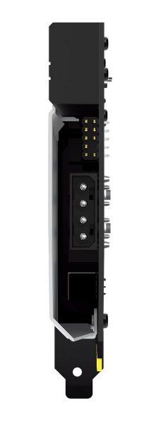 Creative Sound BlasterX AE-5 interne Anschlüsse