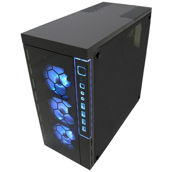 LC-Power Gaming 991B Blau rechts