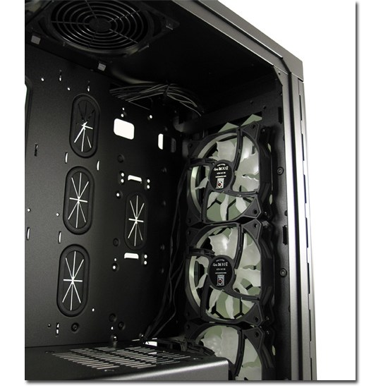 LC-Power Gaming 991B Frontlüfter