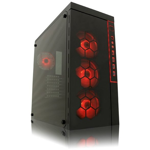 LC-Power Gaming 991B Rot