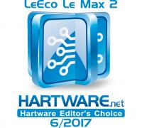 LeEco Le Max 2 Hartware Redaktionstipp