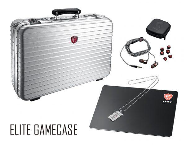 MSI Elite Gamecase Bundle