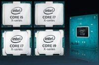 New Intel Core X-Series Processor Family (Basin Falls)