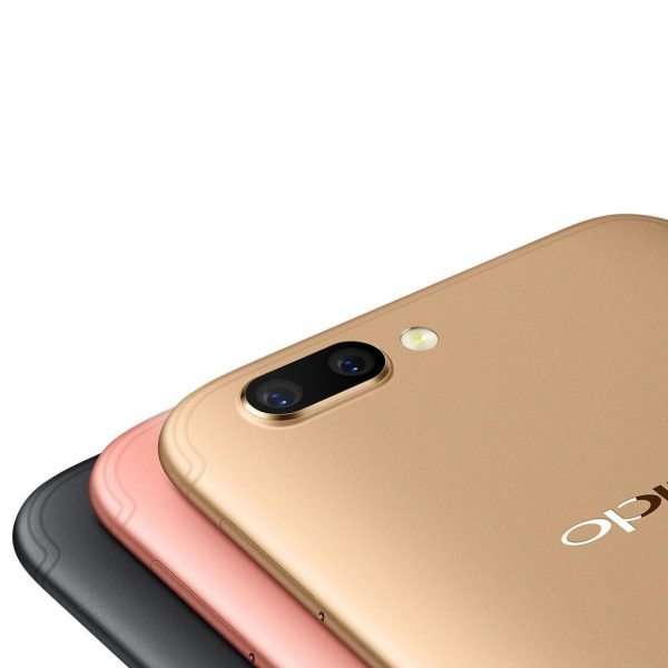 Oppo R11 Farben Rückseite