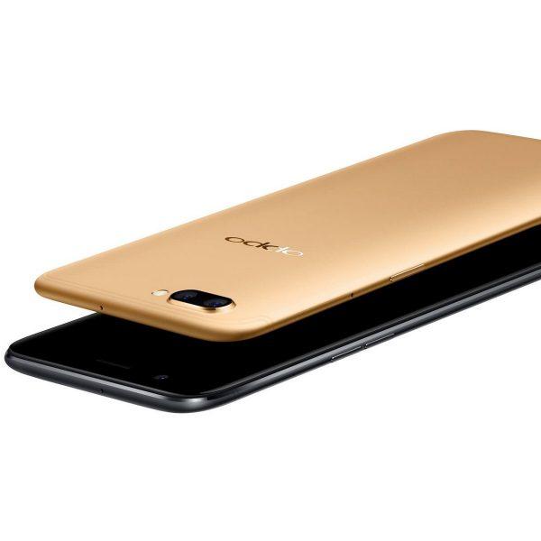 Oppo R11 Schwarz und Gold
