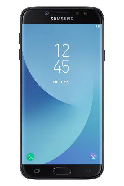 Samsung Galaxy J7 2017 DUOS Schwarz