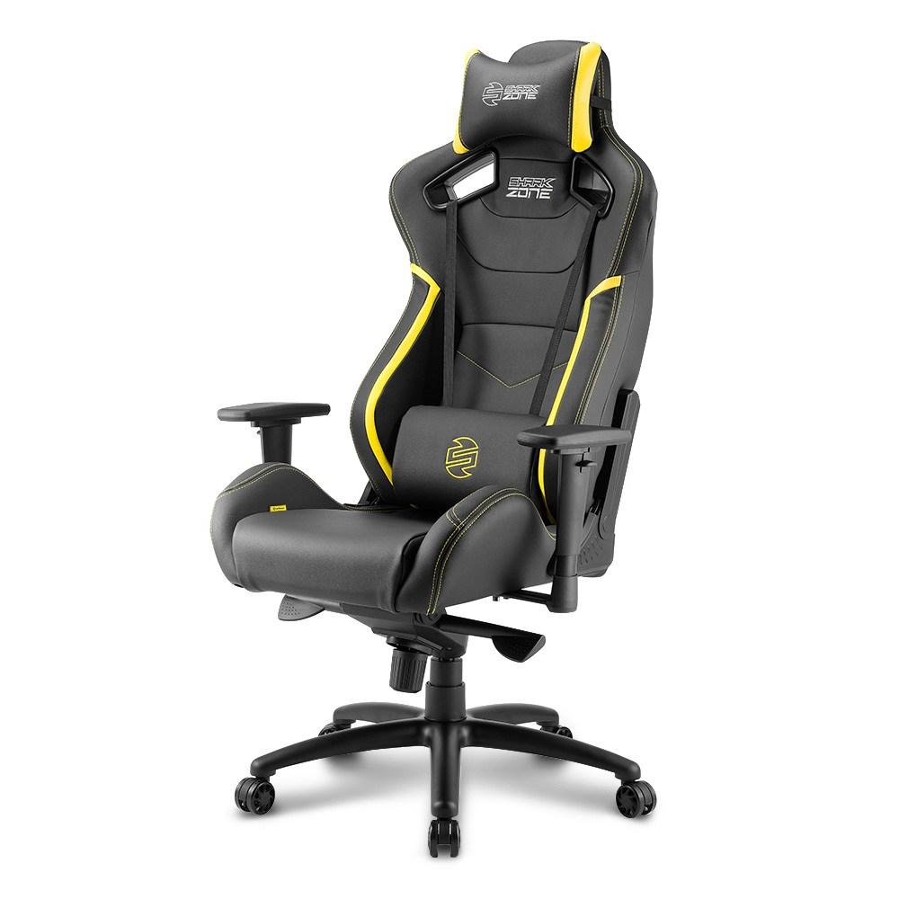 sharkoon shark zone gaming seat evk 299 euro hartware. Black Bedroom Furniture Sets. Home Design Ideas