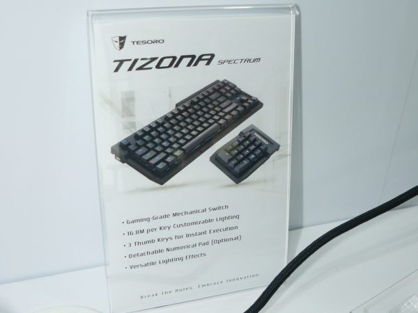Tesoro Tizona Spectrum Daten