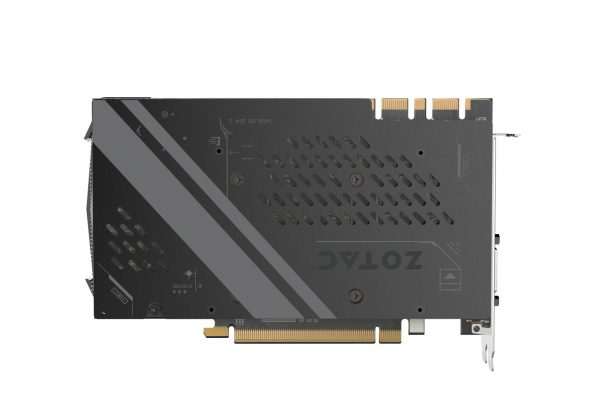 Zotac GeForce GTX 1080 Ti Mini Back
