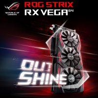 ASUS ROG STRIX RXVEGA64-O8G-Gaming