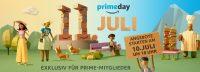 Amazon Prime Day Juli