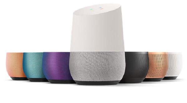 google home smarter lautsprecher in deutschland ab 8. Black Bedroom Furniture Sets. Home Design Ideas