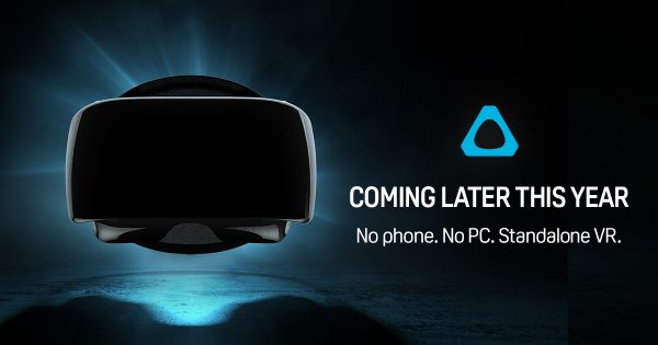 HTC Standalone VR Teaser