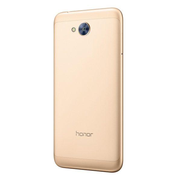 Honor 6A Gold hinten